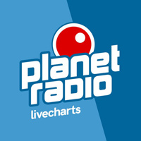 planet radio livecharts